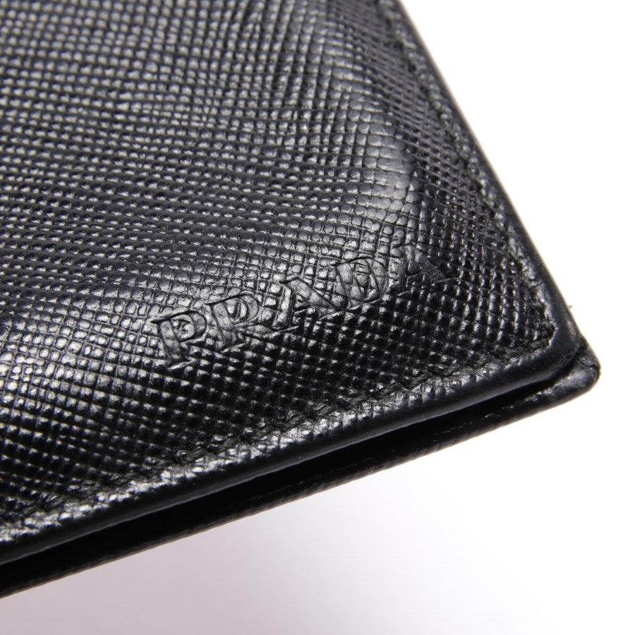 Card Holder from Prada in Black