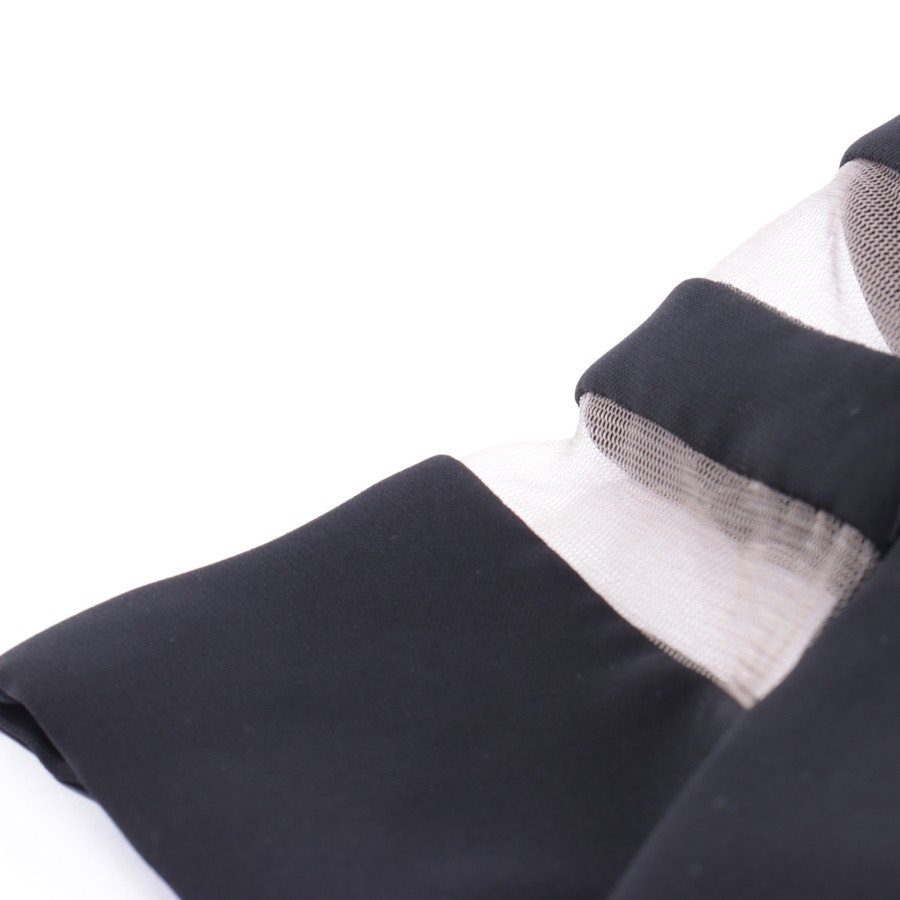 Kleid von Mikael Aghal in Schwarz Gr. 32 US 2