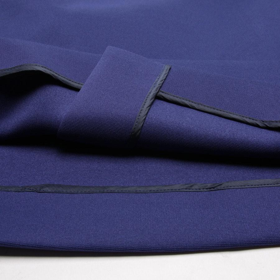Mini Skirt from Prada in Darkblue size 38 IT 44