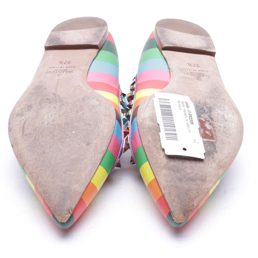 Ballerinas von Valentino in Mehrfarbig Gr. 37,5 EUR Rockstud