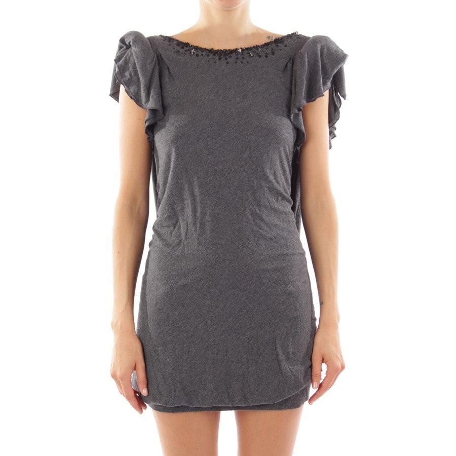 Kleid von Patrizia Pepe in Grau Gr. DE 32 / 0