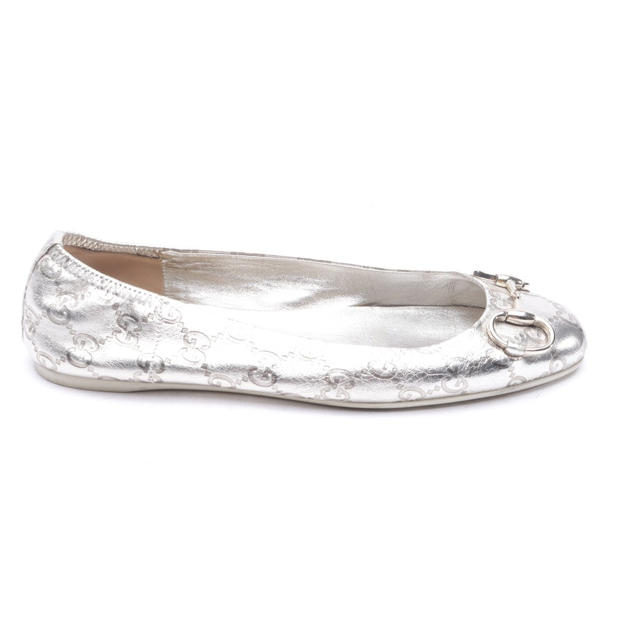 Ballet Flats from Gucci in Gold size 37 EUR