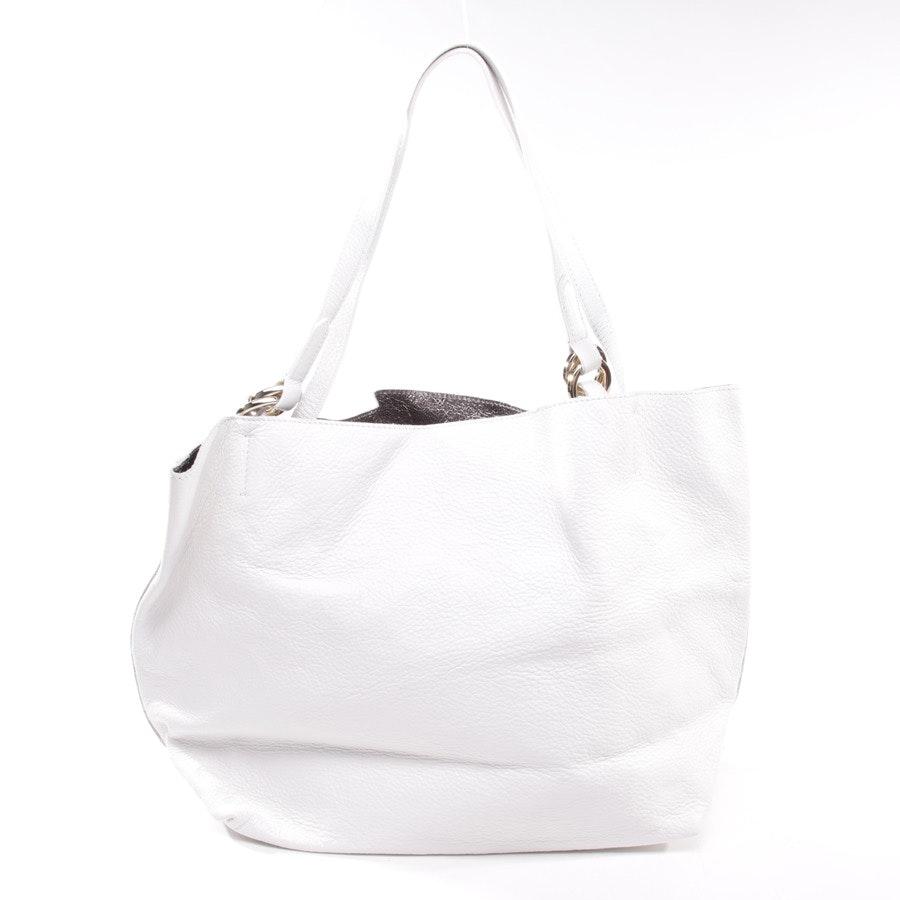 Shopper von Coccinelle in Weiß