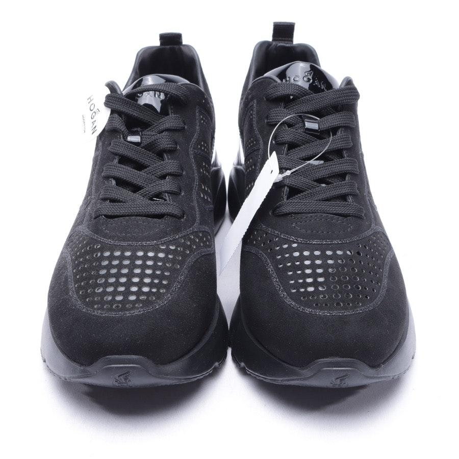Sneakers von Hogan in Schwarz Gr. 41 EUR Neu