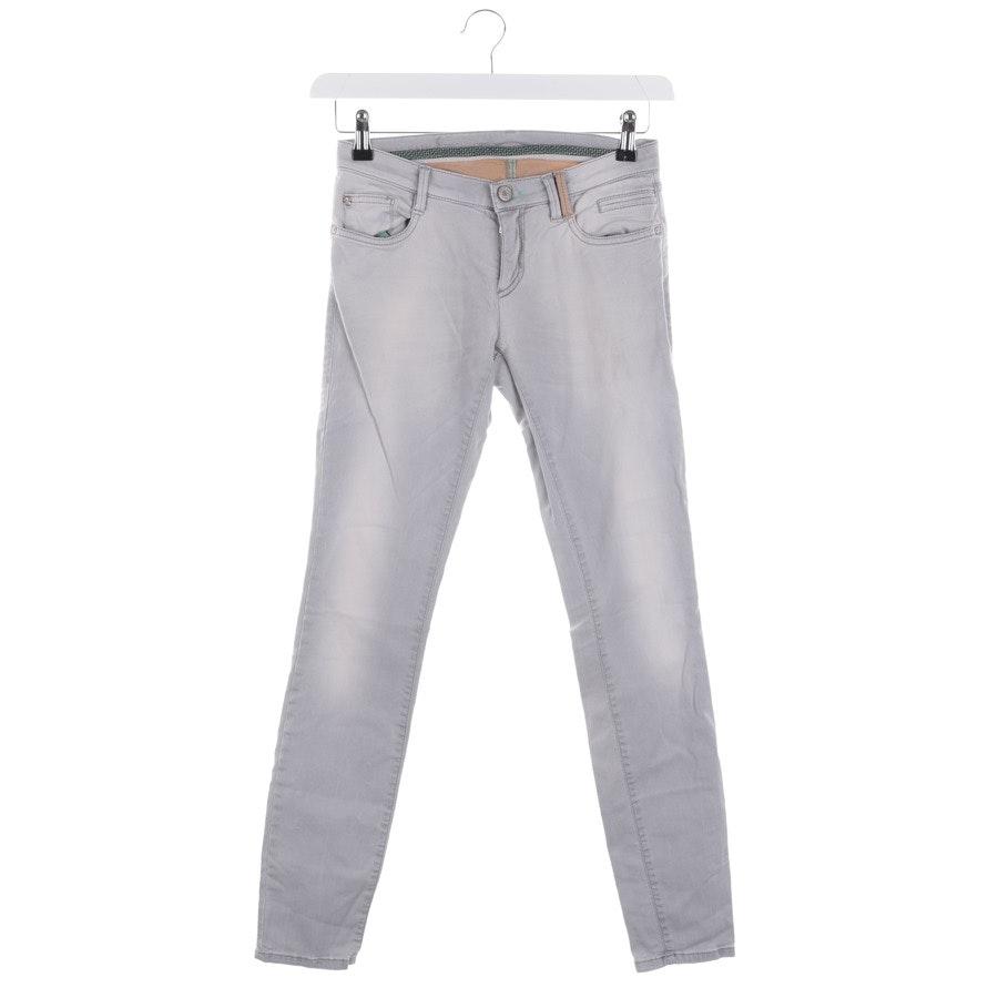 Jeans von Thomas Rath in Hellgrau Gr. 34