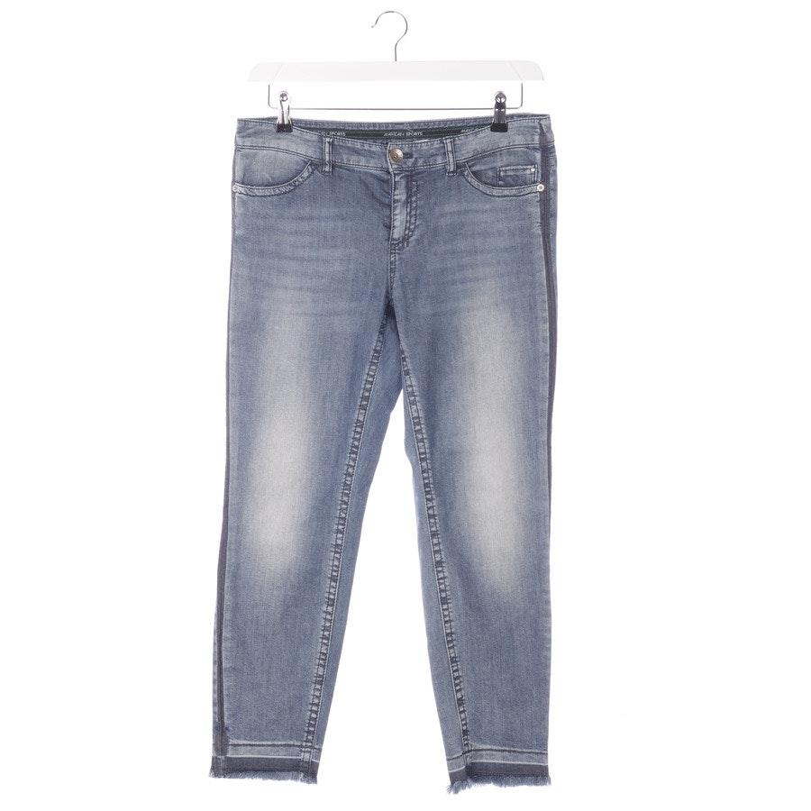 Jeans von Marc Cain Sports in Hellblau Gr. 40 N4