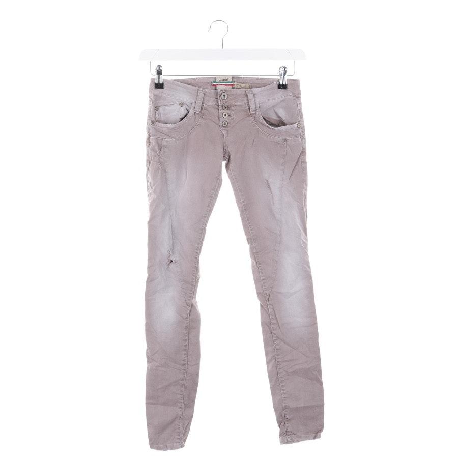 Jeans von Please in Braun Gr. XS