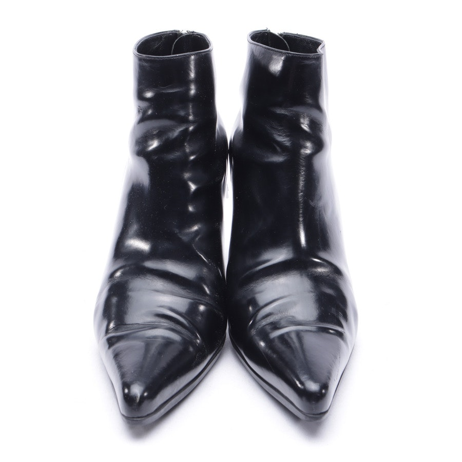 Ankle Boots from Prada in Black size 39,5 EUR