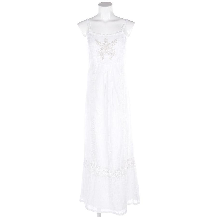 Kleid von Twin Set in Weiß Gr. XS