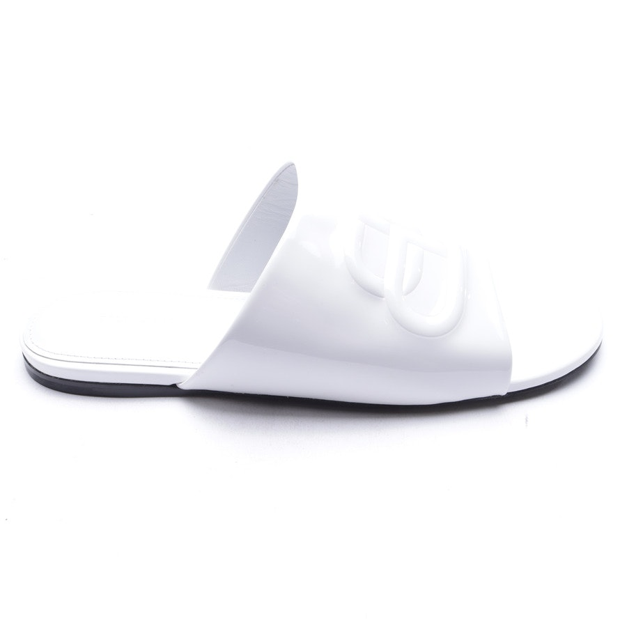 Slides from Balenciaga in White size 35 EUR New