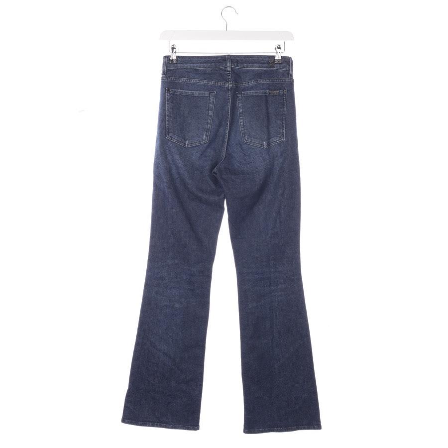 Jeans von 7 for all mankind in Dunkelblau Gr. W31