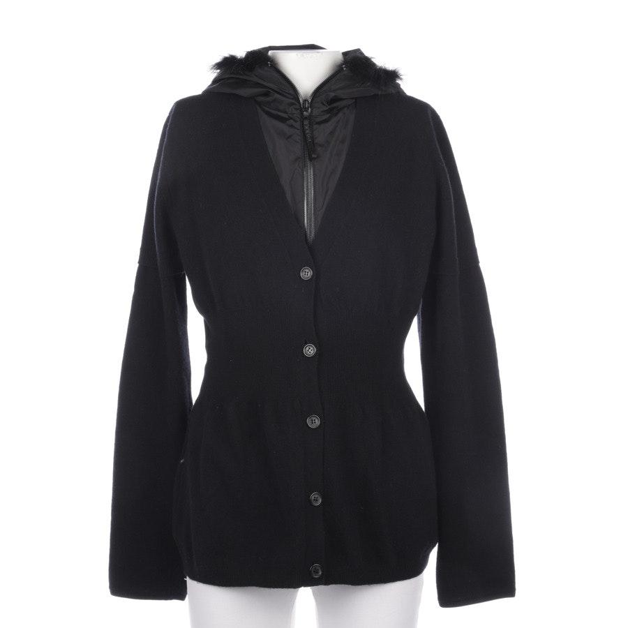 Cardigan from Prada Linea Rossa in Black size S