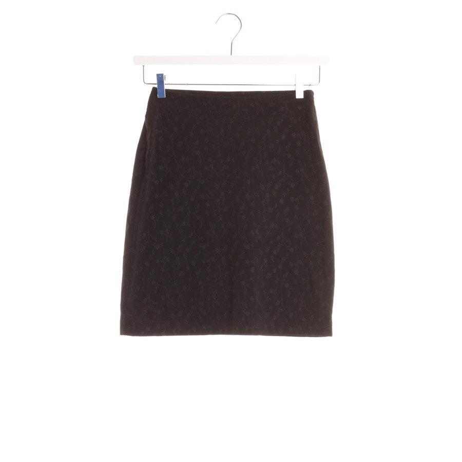 skirt from Kathleen Madden in black size W28