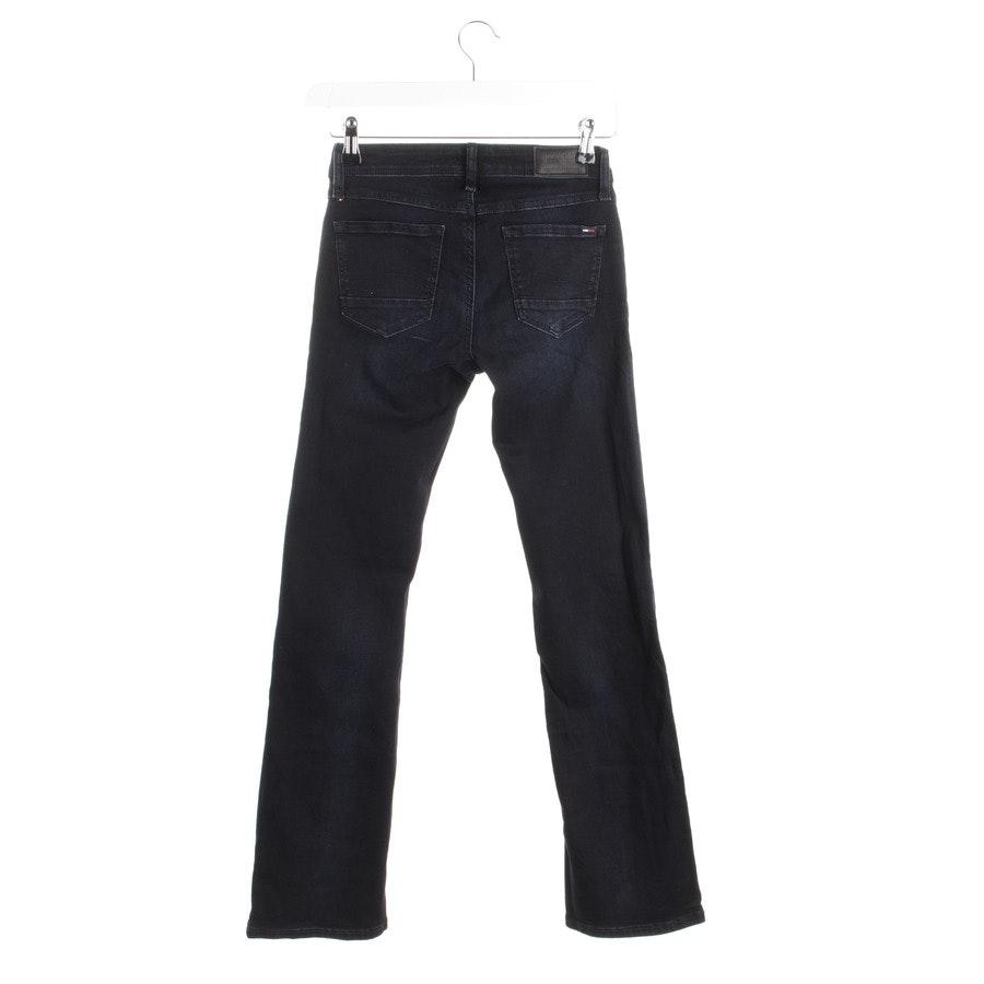 Jeans von Tommy Hilfiger Denim in Dunkelblau Gr. W25