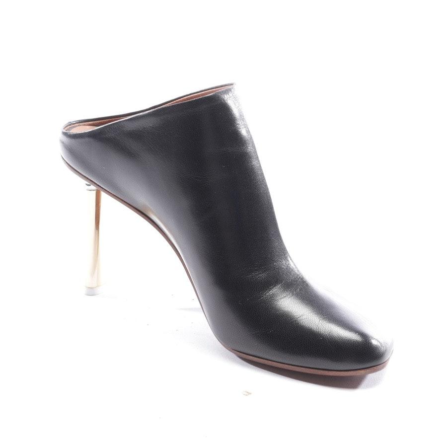 Pumps von Vetements in Schwarz Gr. D 39 - Slip In Toe Shoes