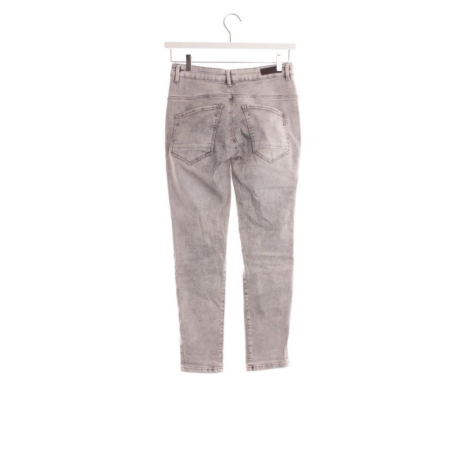 jeans from Oui in grey size DE 34