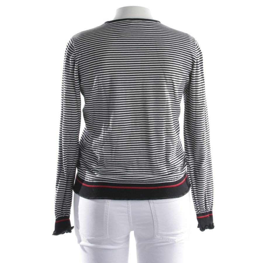 knitwear from Sonia Rykiel in black and white size L