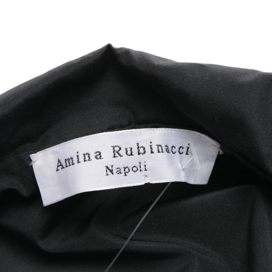 Übergangsjacke von Amina Rubinacci in Schwarz und Weiß Gr. 36 IT 42