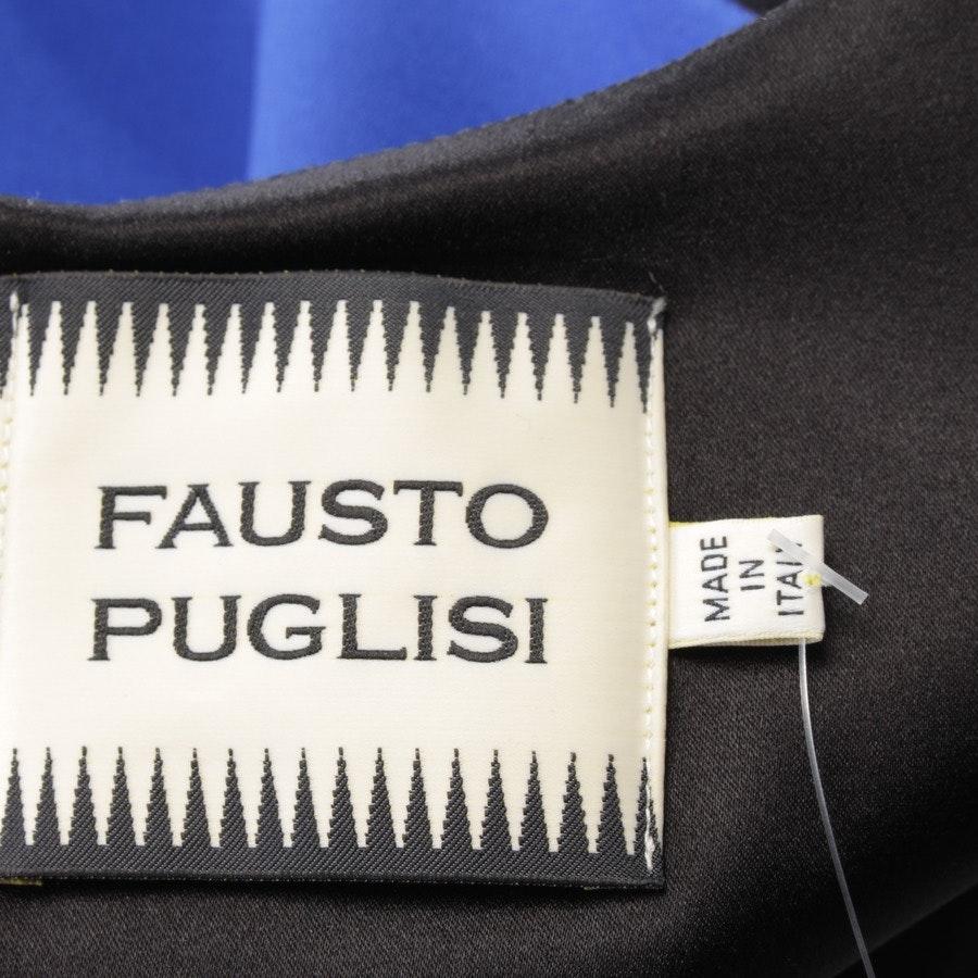 Seidenkleid von Fausto Puglisi in Multicolor Gr. 34 IT 40
