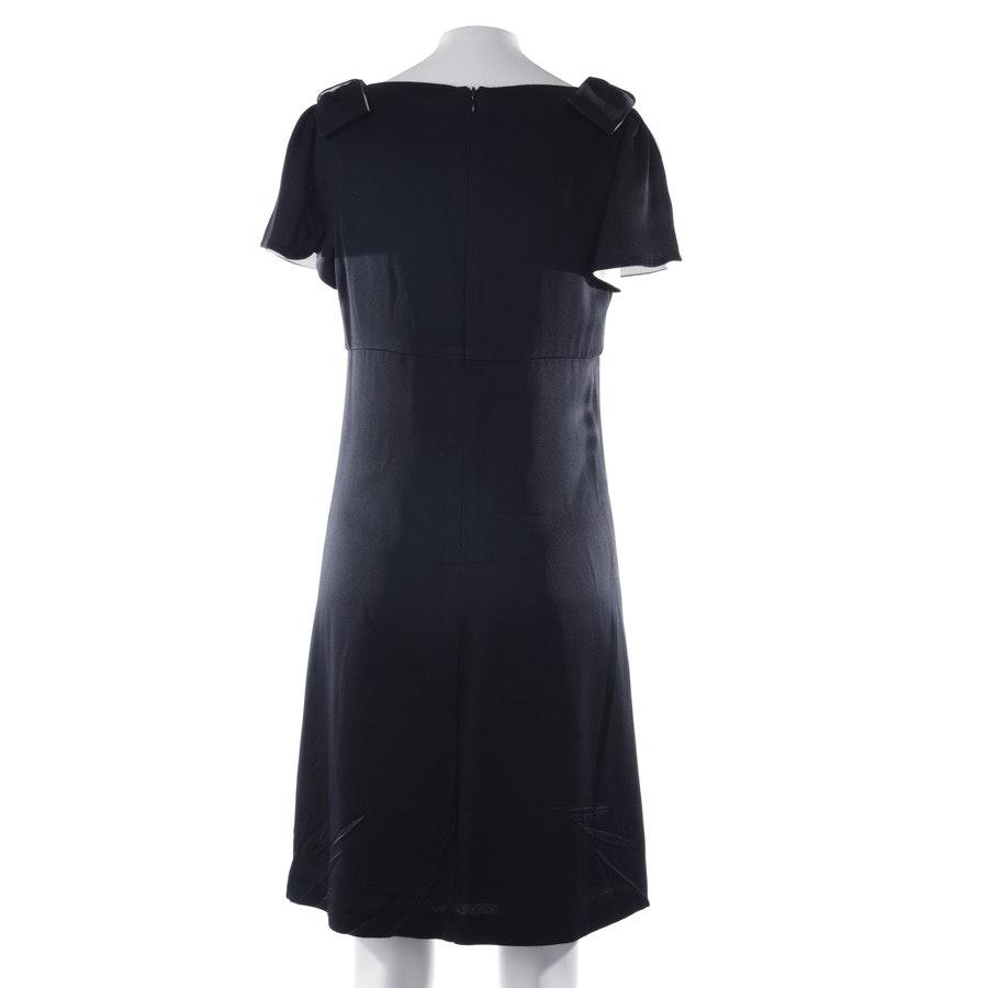 Kleid von Red Valentino in Schwarz und Weiß Gr. 36 IT 42