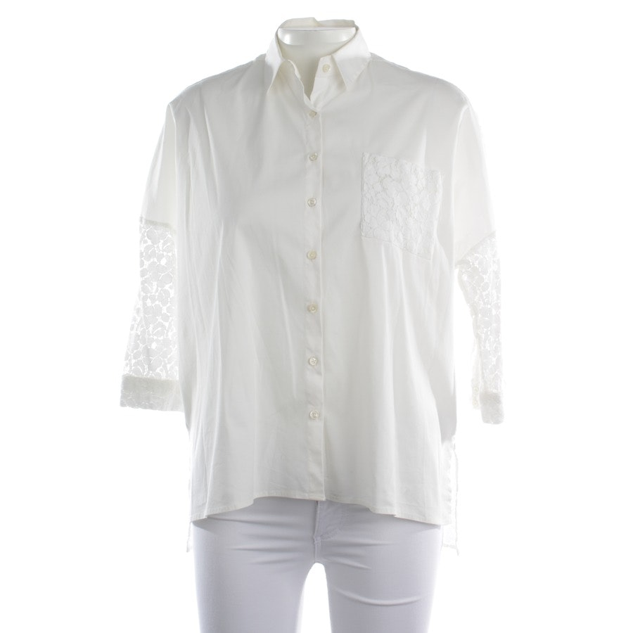 blouses & tunics from Aglini in white size 38 IT 44