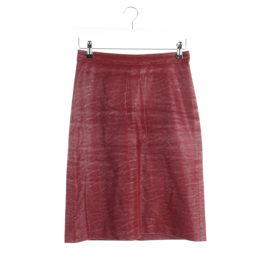 skirt from Drykorn in burgundy size W28