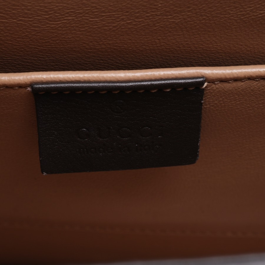 shoulder bag from Gucci in brown - osiride python