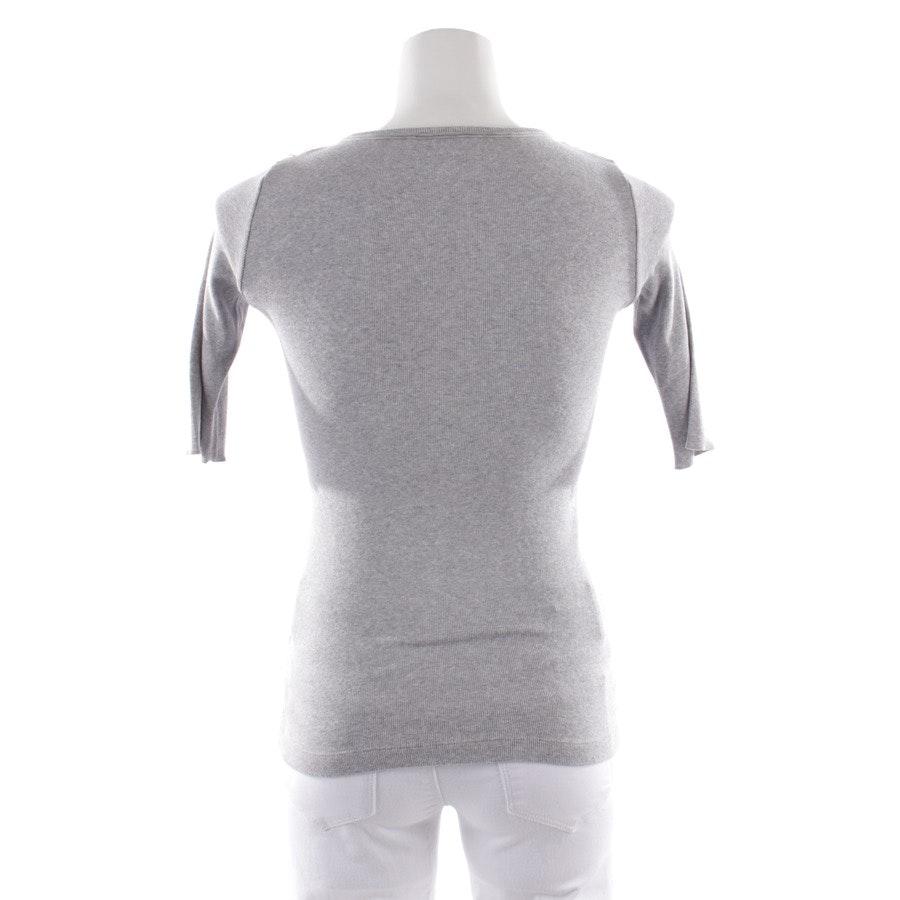 Shirt von Marc Cain in Grau Gr. 34 N 1