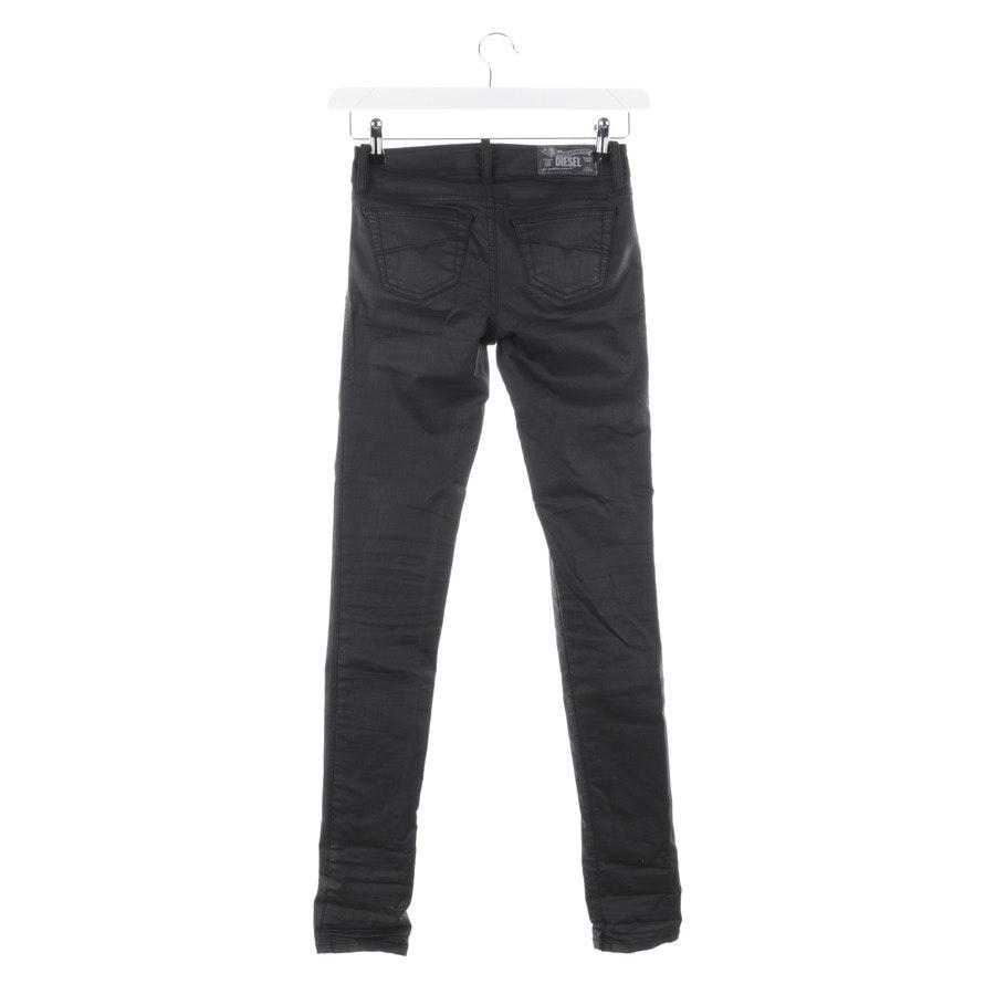 Jeans von Diesel in Schwarz Gr. W23 - Grupee