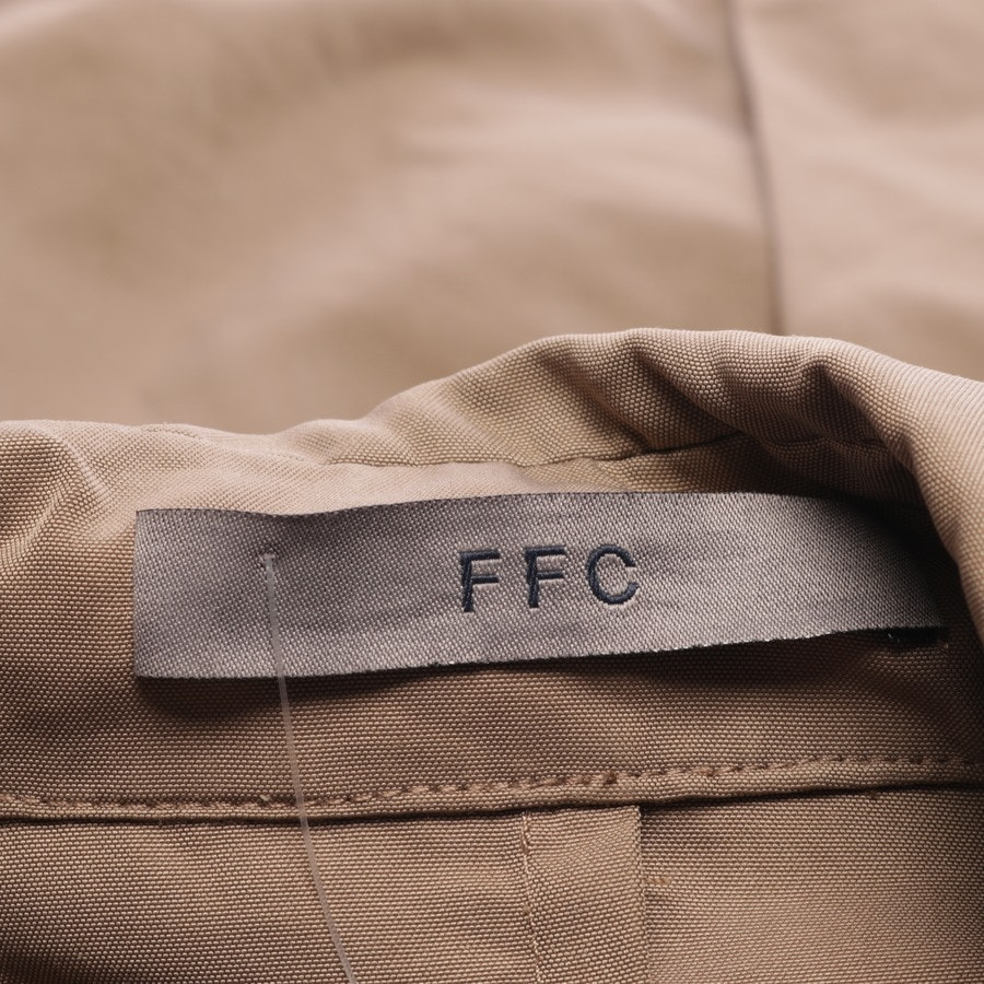 between-seasons jackets from FFC in brown size 36