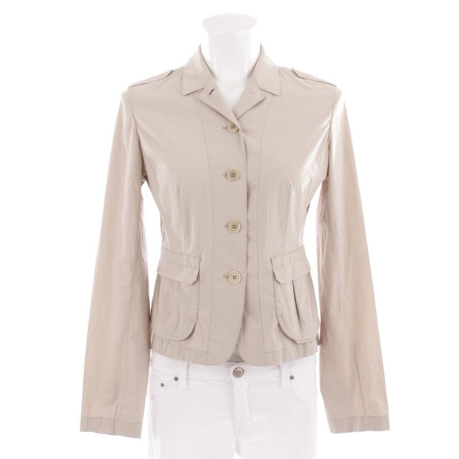 blazer from FFC in beige size DE 36