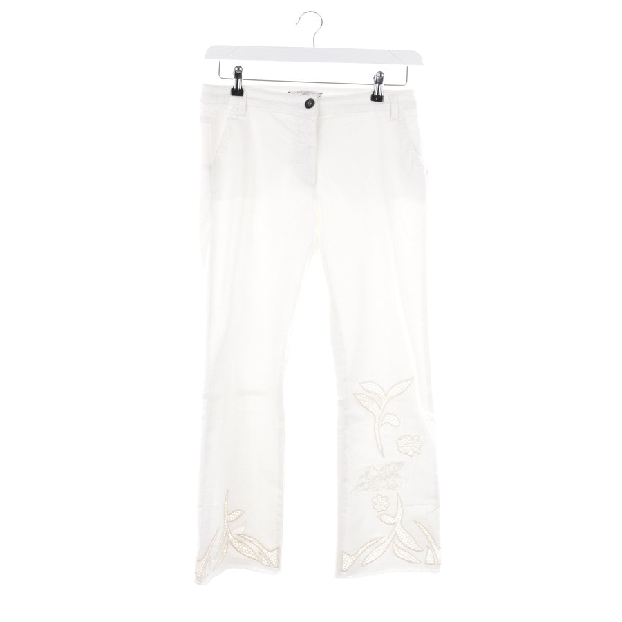 jeans from Dorothee Schumacher in cream size 38 / 3