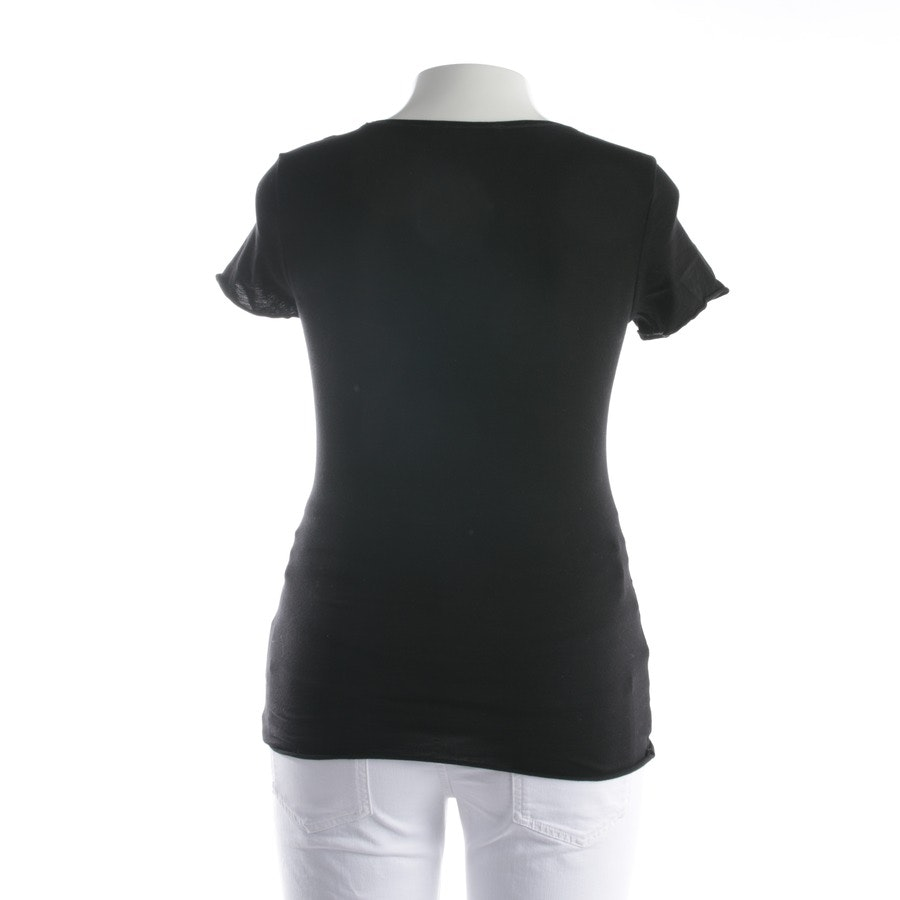 Shirt von FTC Cashmere in Schwarz und Multicolor Gr. L