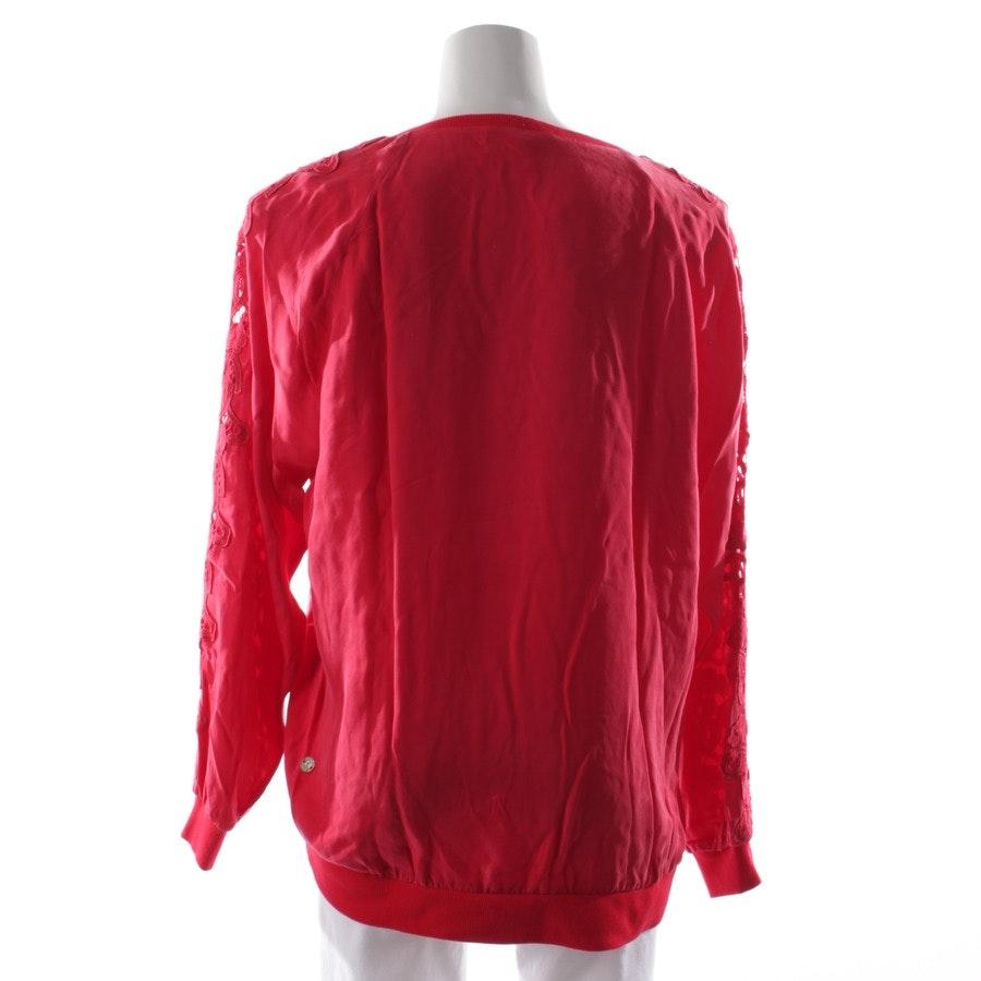 Bluse von Hugo Boss Orange in Rot Gr. 36