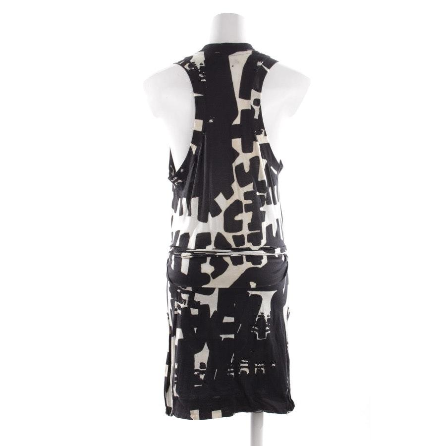 Jerseykleid von Isabel Marant in Schwarz und Beige Gr. M