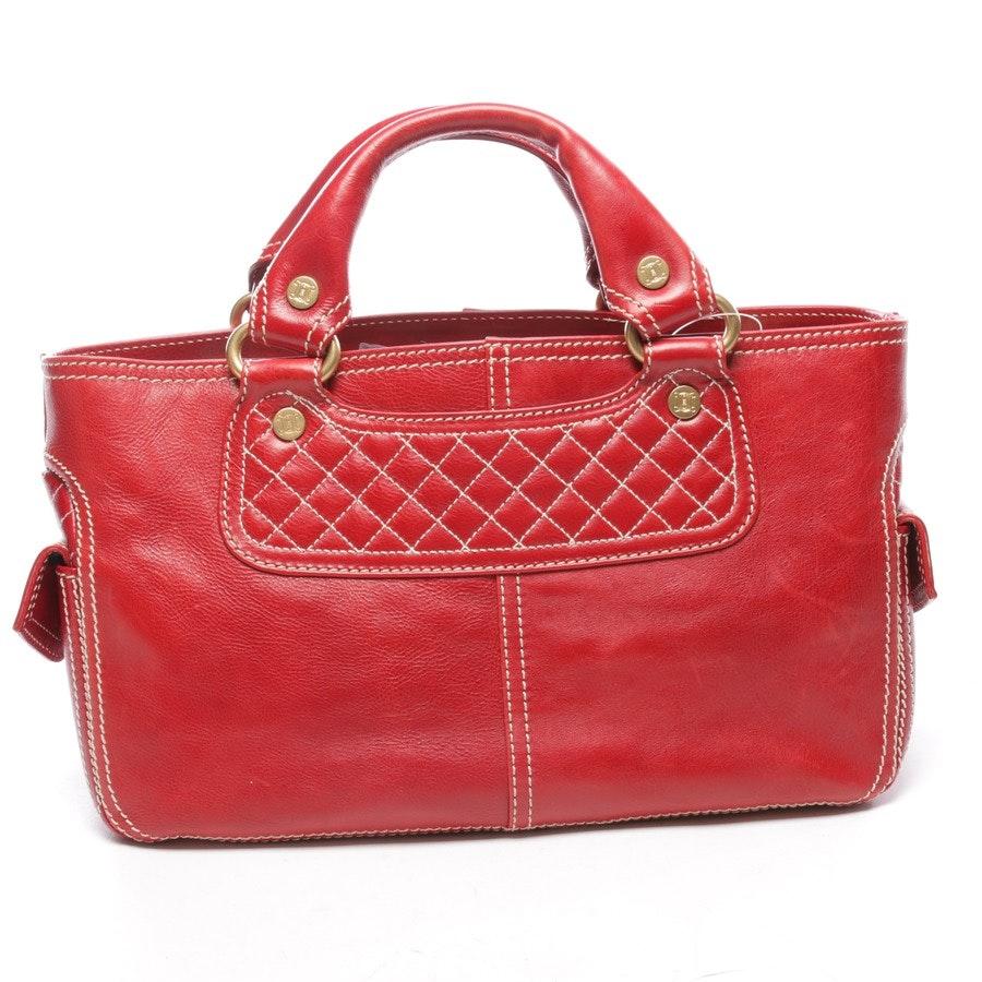 handbag from Céline in red - boogie bag