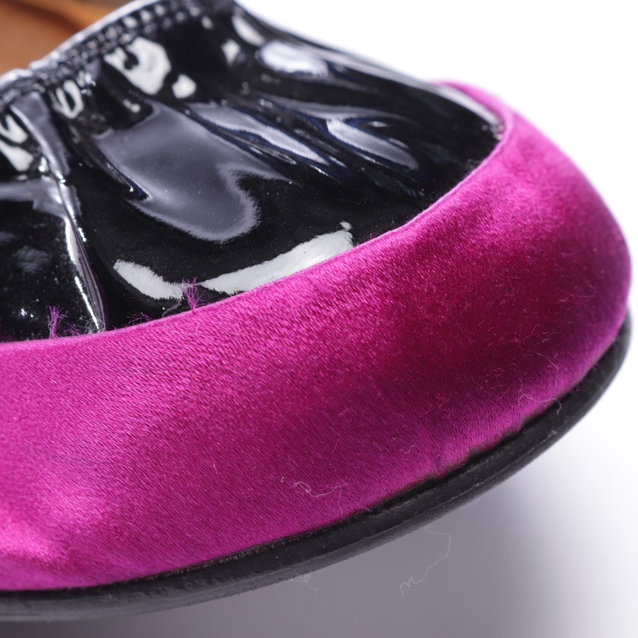 loafers from Lanvin in magenta size D 37,5
