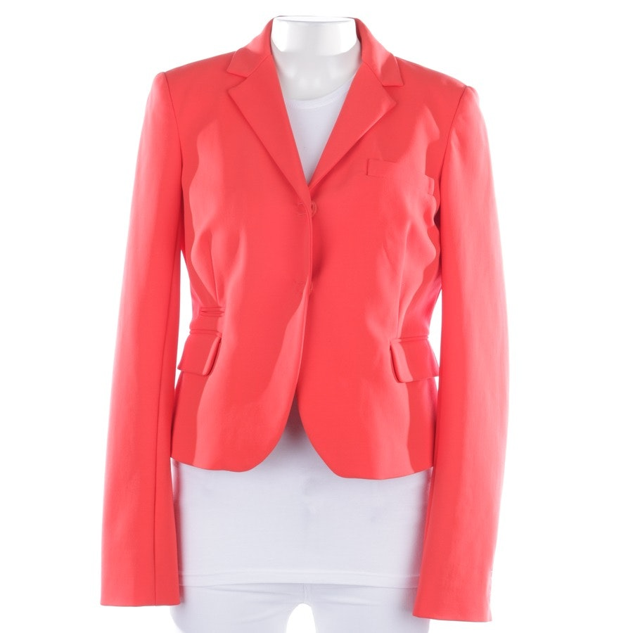 Blazer von Diane von Furstenberg in Neon Orange Gr. 38 US 8