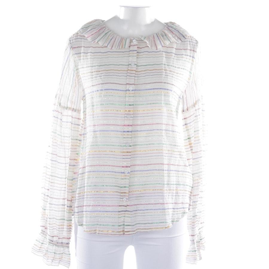 Bluse von Antik Batik in Multicolor Gr. M