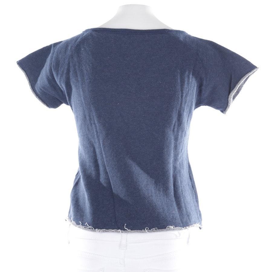 Shirt von Rich & Royal in Dunkelblau Gr. S