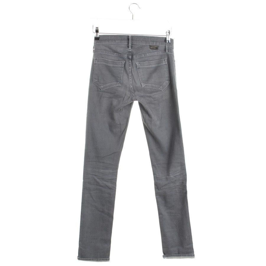 Jeans von Goldsign in Grau Gr. W24