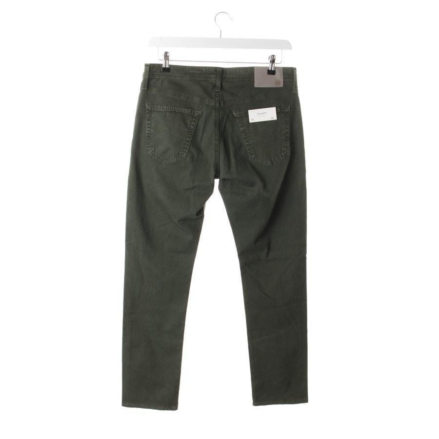 Jeans von AG Jeans in Dunkelgrün Gr. W32 - The Everett _ Neu