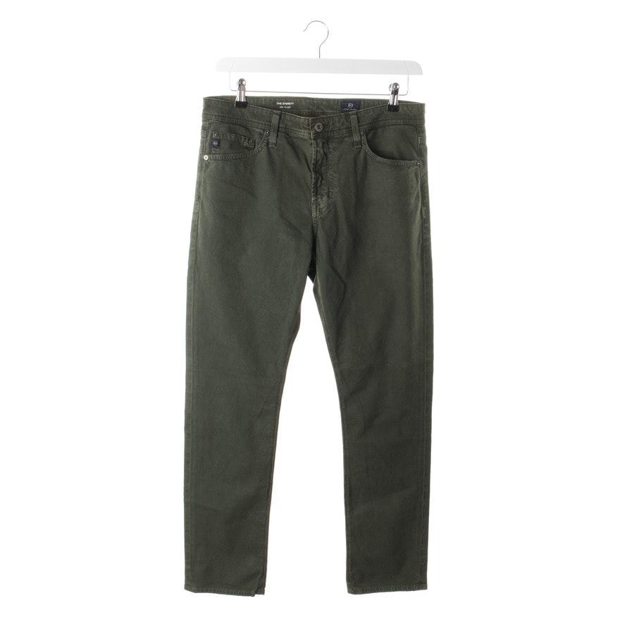 Jeans von AG Jeans in Dunkelgrün Gr. W32 - The Everett - Neu