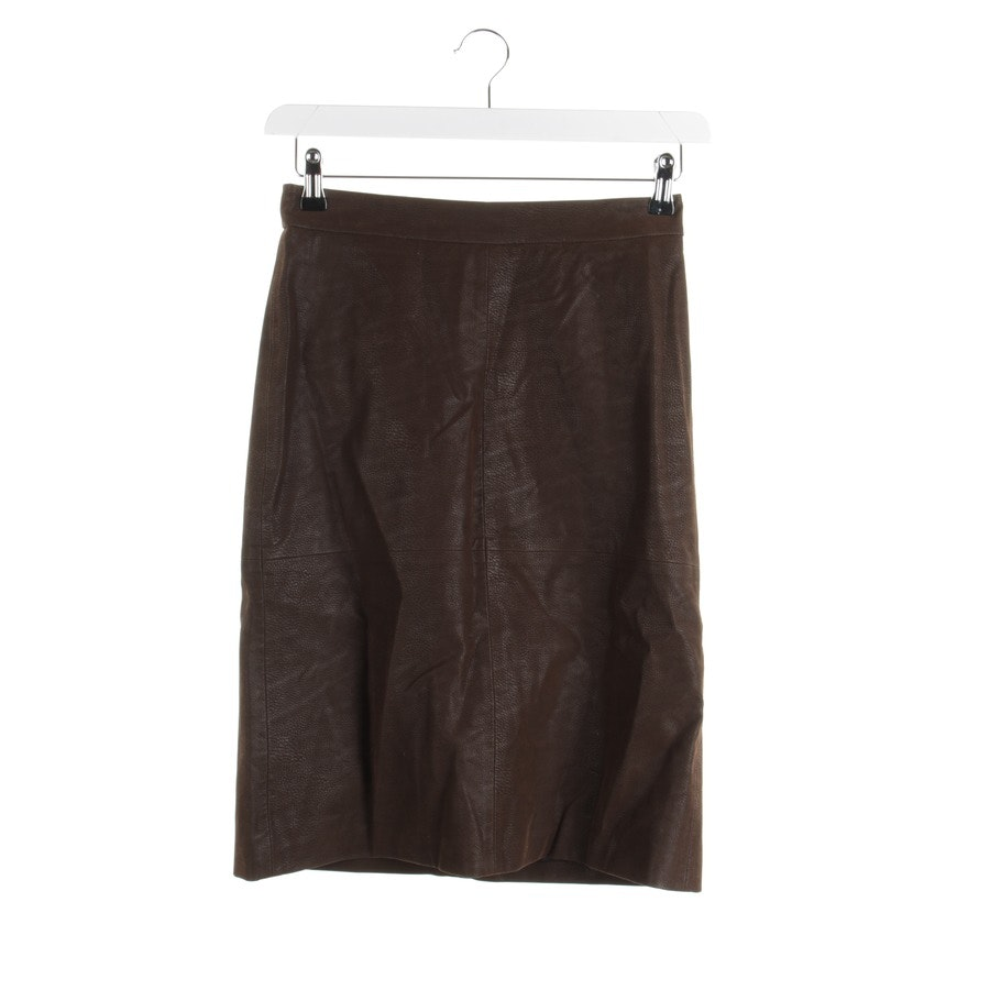 skirt from Drykorn in brown size W27
