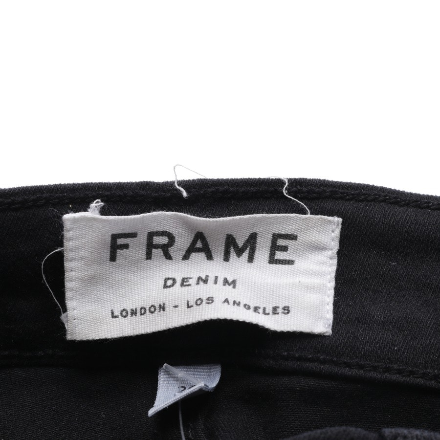 jeans from Frame in black size W26 - le skinny de jeanne