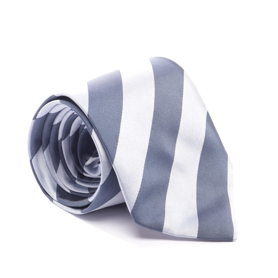 ties from Hugo Boss Black Label in blue