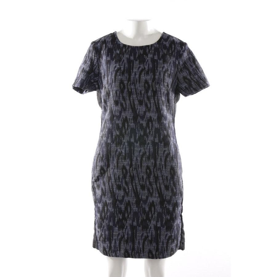 Kleid von Custommade in Dunkelblau Gr. 38 - Ija