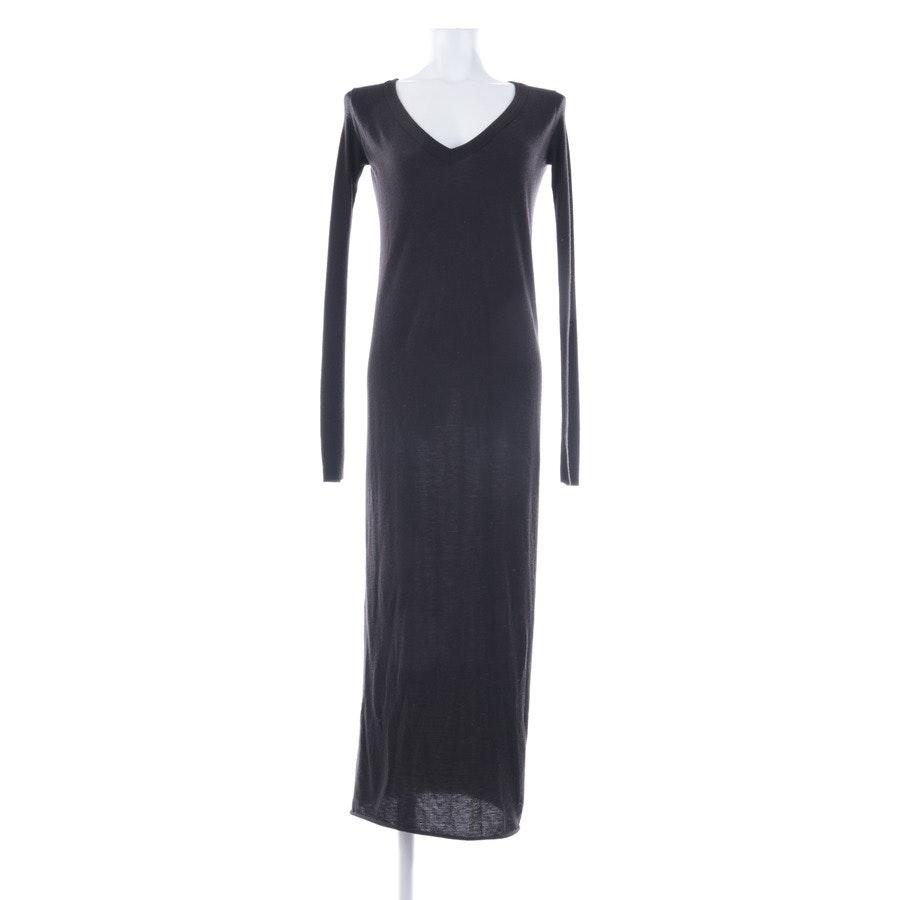 Kleid von Rick Owens in Anthrazit Gr. M