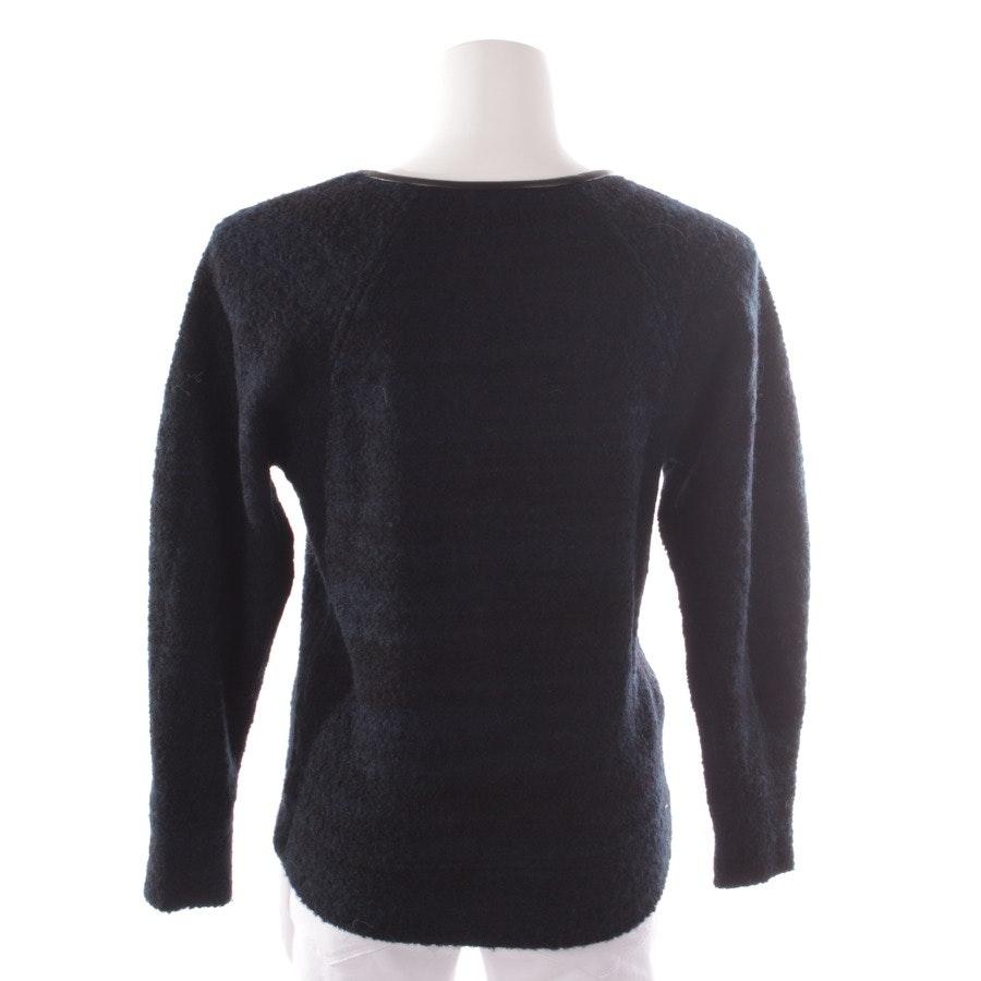 Pullover von Isabel Marant Étoile in Dunkelblau und Schwarz Gr. 32 / 0