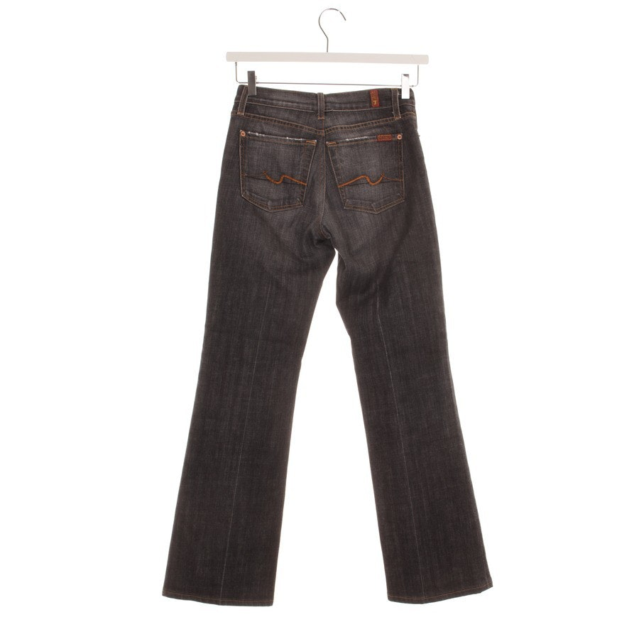 Jeans von 7 for all mankind in Jeansblau Gr. W28